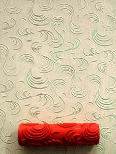 1000 Images About Paint Rollers On Pinterest Patterned