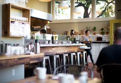 In San Francisco, local food rules. Before seasoned chefs Joel Bleskacek and Maxine Siu opened the doors of their new Potrero Hill restaurant Plow last month, they did more than just source ingredients from nearby farms: They also hired design and construction help all within the 94107 zip code.