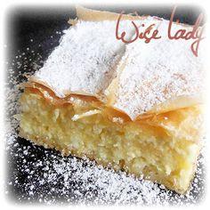 Anya főztje: Vargabéles Cornbread, Cheesecake, Food And Drink, Pasta, Snacks, Baking, Ethnic Recipes, Heavenly, Kitchen