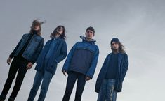 Arthur Gosse and Malcolm Lindberg for Pull and Bear FW14