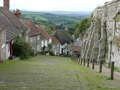 Shaftesbury, Dorset, UK