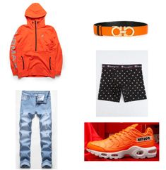 Dope Outfits For Guys, Swag Outfits Men, Stylish Mens Outfits, Boy Outfits, Casual Outfits, Long Flight Outfit, Rapper Outfits, Hype Clothing, Sneaker Art
