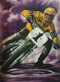 Kenny Roberts Paint