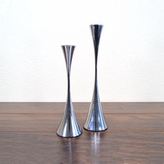 Robert Welch Candle Holders Pair of Arden by ZoeDesignsVintage