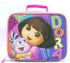 "Nick Jr. Dora the Explorer ""Best Friends"" Rectangular Soft Lunch Box Nickelodeon http://www.amazon.com/dp/B00B7TJTU0/ref=cm_sw_r_pi_dp_T6n3tb10E4EMCH35"
