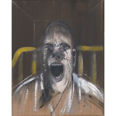 Francis Bacon Screaming Pope Francis Bacon on Pinte...
