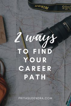 how to find a career path
