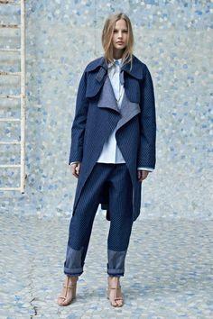 H   mogelijk design; werkkleding vee arts/tuinvrouw