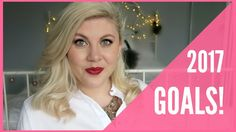 3 Steps to a Good Year! Sprinkle Of Glitter, British Youtubers, Beauty, Beauty Illustration