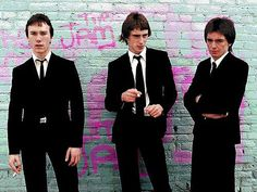 The Jam.     Paul Weller is The Modfather.