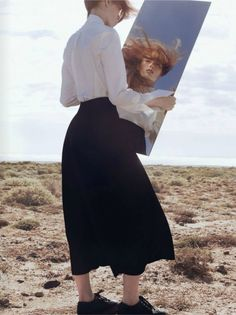 Rose Des Vents   Numéro #161 March 2015   Julia Hafstrom by Txema Yeste #fashioneditorials