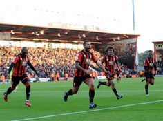 "AFC Bournemouth defender Steve Cook revealed he had been ""dreaming of  making an impact"" c62d9212b"