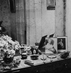 Eva Braun's dressing room
