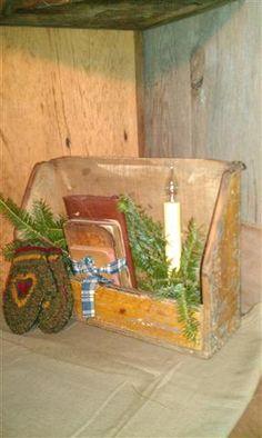 love...log cabin country primitives