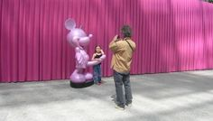 Ultimate Disney WTF Who knew a pink/purple mickey could be so dirty.