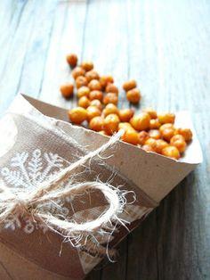 Delicious blog: Slané zobání - cizrna