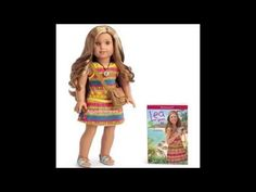 Here's 20 American Girl DIY Ideas that you'll be sure to love. Do your kids have an American Girl Doll? My oldest daughter received her first American Girl Lea Clark American Girl, American Girl Doll Videos, American Girl Doll Pictures, American Girl Diy, Ag Dolls, Girl Dolls, Diy For Girls, Girl Doll Clothes, Sewing Clothes