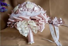 Champagne Silk Bridal Bouquet Flowers With Pearl And Luxury Crystal Handmade Rose Bride Holding Flowers Real Image Wedding Bouquet ZC from Engerlaa,$117.38 | DHgate.com