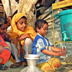 Supply+Clean+Water+in+Bangladesh+at+The+Hunger+Site