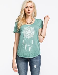 O'NEILL Catchindreams Womens Tee 254748242 | Graphic Tees & Tanks