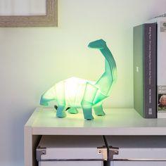 Diplodocus Dinosaur Lamp - Long Neck Light
