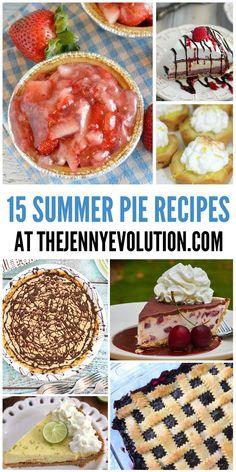 15 summer pie recipes