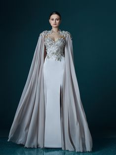 New Elegant Gray Chiffon Long Coat Lace Applique .- New Elegant Gray Chiffon Long Sheath Lace Appliques Straight Evening Dress Vestidos Prom Lady Maxi Dress Flowing Event Celebrity Long Dresses - Evening Dress Patterns, Women's Evening Dresses, Maxi Gowns, Long Dresses, Dress Long, Dress Formal, Formal Prom, Dresses Uk, Formal Wear