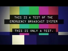 Who Has Been Hacking the Emergency Alert System? - YouTube