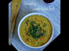oats khichdi recipe.... Cook in IP for about 9-10 minutes