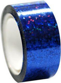 Folie metallic Königsblau
