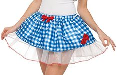 Rubie's Costume CoAdult Wizard Of Oz Dorothy Costume Skirt - One Size