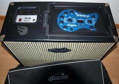 Gitarrenverstärker Röhre Atomic Reactor 112 in Nordrhein-Westfalen - Schwelm | Musikinstrumente und Zubehör gebraucht kaufen | eBay Kleinanzeigen