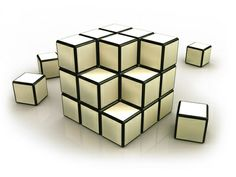 Thinker. Logical gaming device, which combines the elements ofRubik's Cube, the 15puzzle, Dominoes and playing cards