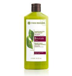 Verzorgende shampoo voor veerkrachtige krullen van Yves Rocher