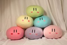Medium Clannad Blushing Dango Plushie - Dango Daikazoku - Stuffed Plushy - Cosplay