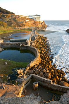 Built at the turn of the last century, the Sutro Baths in San Francisco was once a popular recreation center. It burned down in 1966 but people still come to visit and to hear the screams. Disembodied screams can be heard in the tunnel where it's been said that people were sacrificed. Legend has it that if you visit the baths at night and light a candle at the end of the tunnel, someone or something will come and throw it into the ocean below.
