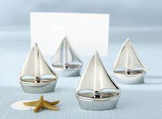 Place Card Holder Sailboat (Set of 4)