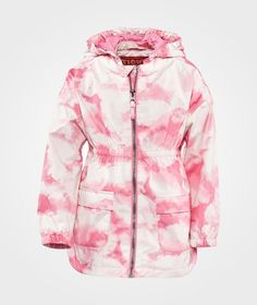 Ticket Outdoor-Kamille Jacket Multi Pink | Fri frakt över 499kr!