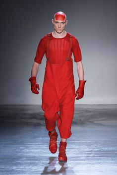 Boris Bidjan Saberi Fall 2015 Menswear - Collection - Gallery - Style.com