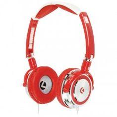 Ακουστικά υψηλής αισθητικής, με βύσμα 3.5mm, διάμετρο 40mm, ευαισθησία 110 dB και καλώδιο 1,5m   - Εύρος συχνοτήτων: 20 - 20.000 Hz  - Διάμετρος ηχείου: 40 mm  - Τύπος μαγνήτη: Neodymium  - Ευαισθησία: 110 dB  - Αντίσταση: 32 ohm .....