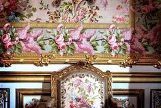details french versailles louis xv