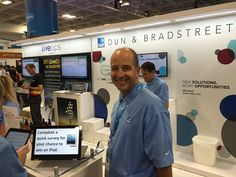 #DF14: Meet D&B product leader Alan Balko & complete our survey to enter to win an iPad! Booth no. N2118