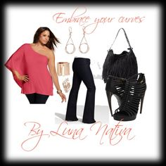 Pink Gold ~ Embrace your Curves, created by Luna Nativa
