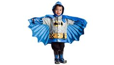 Little Boy's Batman Raincoat