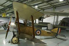 Sopwith Pup, Fleet Air Arm Museum, via Flickr.