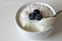 Eve and Apple: Keskül - török kókuszkrém Pudding, Apple, Food, Apple Fruit, Custard Pudding, Essen, Puddings, Meals, Yemek