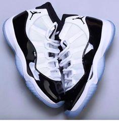 Jordan 11 Concord 2018 Photos Release Info - Sneakers Nike - Ideas of Sneakers Nike - Air Jordan 11 Concord Photos Release Info. Jordan Shoes Girls, Girls Shoes, Jordan 11 Outfit, Michael Jordan Shoes, Best Jordan Shoes, Cute Sneakers, Shoes Sneakers, Jordans Sneakers, Air Jordan Sneakers