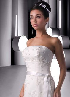 Style 8339 Wedding Gowns DaVinci Bridal Available Colours