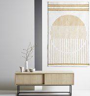 Un tapis graphique, Lindell&Co - Marie Claire Maison