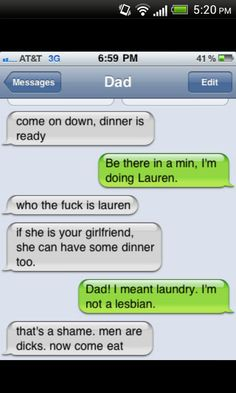 <b>Parenting: This is how it's done.</b>